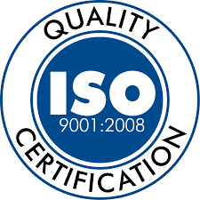 logo ISO 9001 2008 Quality Certification