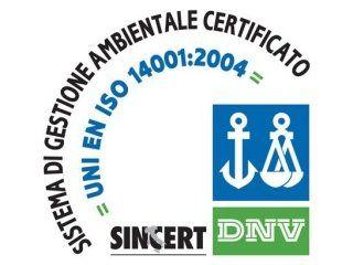 logo di un Sistema di Gestione Ambientale Certificato