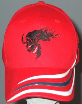 ricami su cappelli, ricami personalizzati