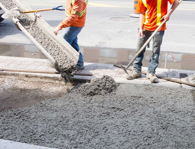 high-quality concrete services