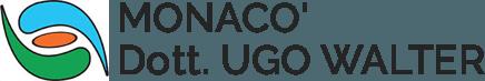 MONACO' Dott. UGO WALTER - LOGO