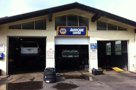 Our auto repair center