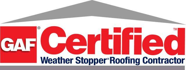 Gaf Certified roofer in Hamilton