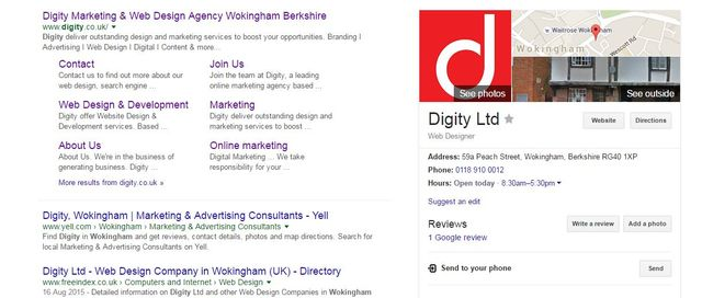 Digity support Google's Digital Garage: Tips and Tools