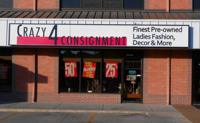 Our consignment shop in Lincoln, NE