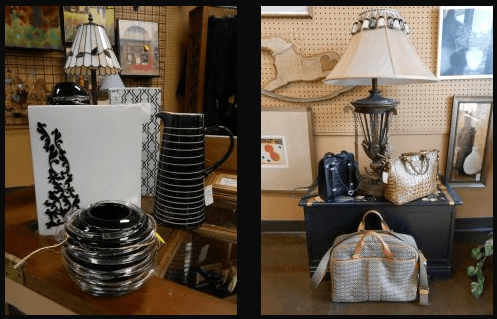 Items for sale at our consignment shop in Lincoln, NE
