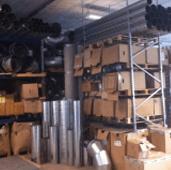 impianti di condizionamento aria, tubi spiro, aspiratori