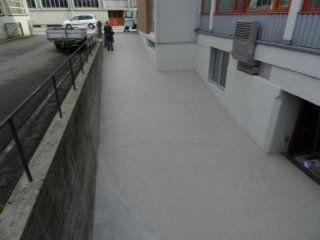 risanamento e cura rampe Monza