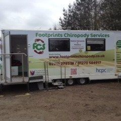 Goostery Home & Leisure, Goostery/ Cranage, Mobile Chiropody in Holmes Chapel, Middlewich, Crewe & Cheshire