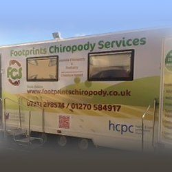 Holmes Chapel Community Centre, Mobile Chiropody in Holmes Chapel, Middlewich, Crewe & Cheshire