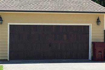 Superieur Commercial Overhead Doors U2014 Close Up Of Garage Door In Johnson City, TN
