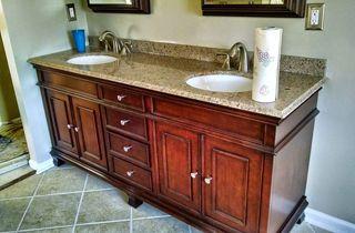 bathroom remodel Cornelius, NC