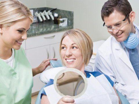 esame dentistico