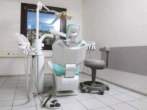sedia da dentista