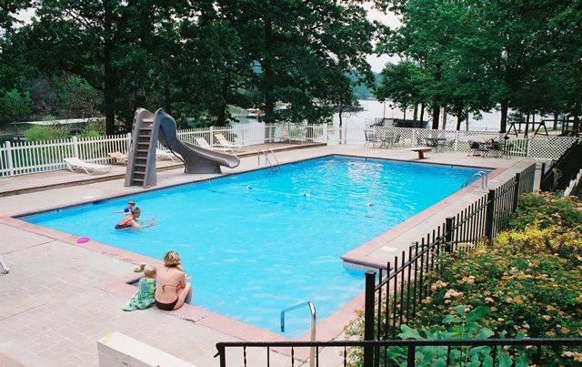 Schooner Creek Resort Pool