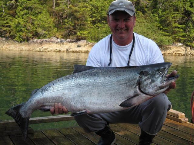 Campbell river fishing guides for Campbell river fishing