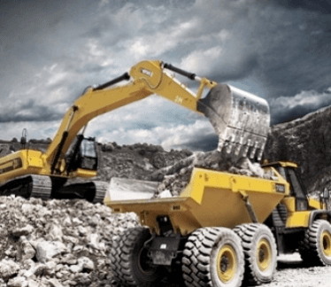 macchine edili, macchine stradali, scavi