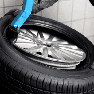 Tyre replacement
