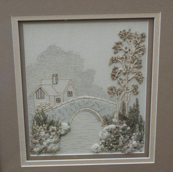 The Mill Cottage Cross Stitch
