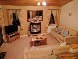 Warmwell Lodge Living Room