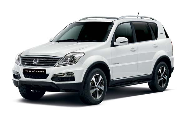 SsangYong Rexton Image 1