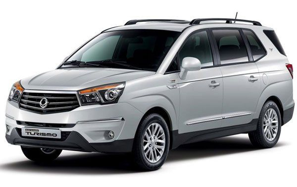 SsangYong Turismo Image 1
