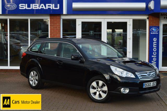 Subaru Outback 2.0D SE