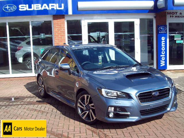 Subaru Levorg 1.6