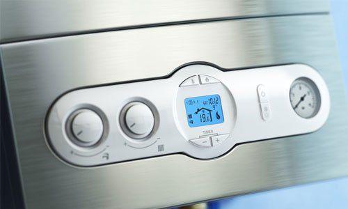 combi boiler electric panel