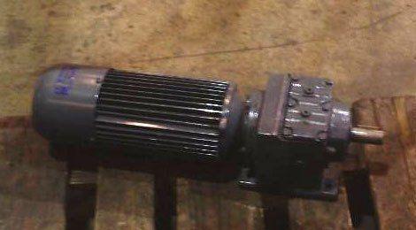 DC permanent motors