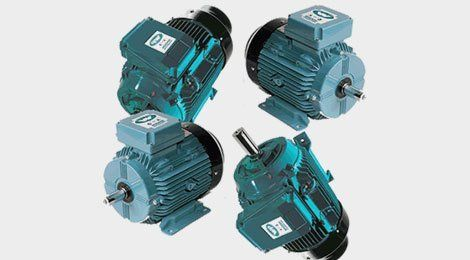 Motors for all uses
