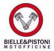 BIELLE & PISTONI MOTOFFICINE logo