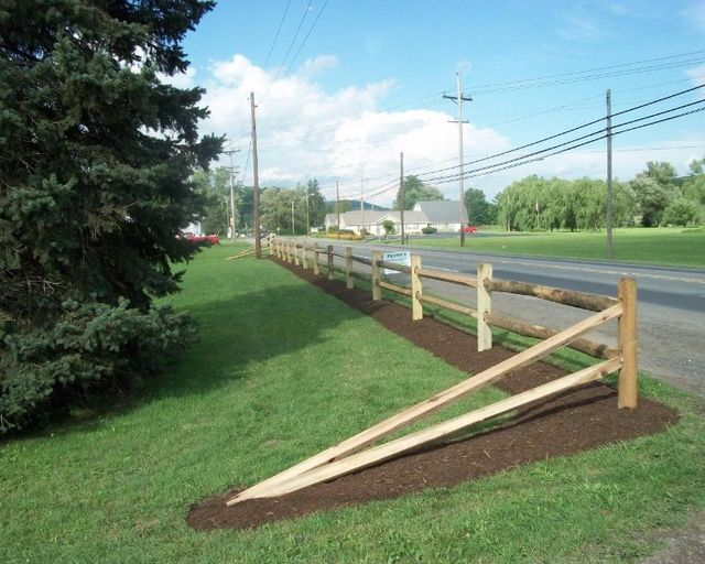Pinecrest Fence Company Philadelphia Split Rail Fence