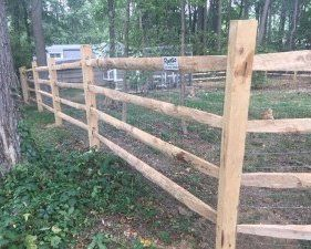 Pinecrest Fence Company Philadelphia Split Rail Fence