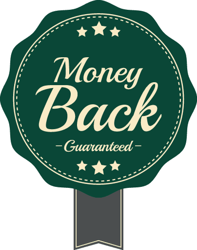 Money Back Guaranteed Icon
