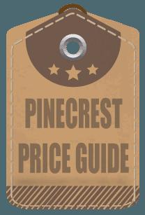 Pinecrest Fence Company of Philadelphia Price Guide
