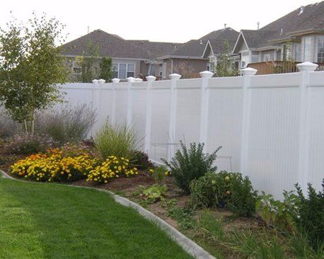 Attrayant Privacy Vinyl Fence Style