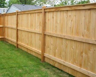 pinecrest fence company philadelphia residential wood fencing company