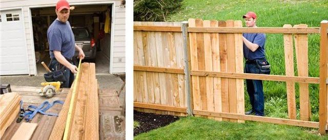 Diy Fence Installation