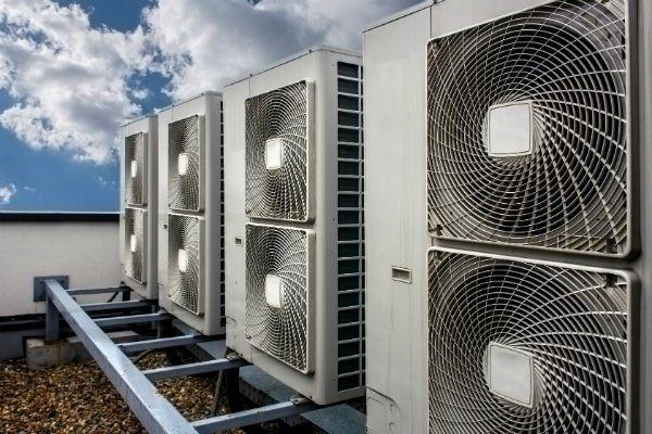 Unità esterne del sistema di aria condizionata