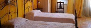 camere in stile, letti singoli, camera doppia