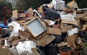 house clearance waste
