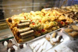 buffet dolciario