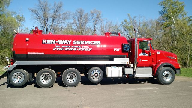 Drain Cleaning | Rice Lake, WI | Ken-Way Services Of Rice