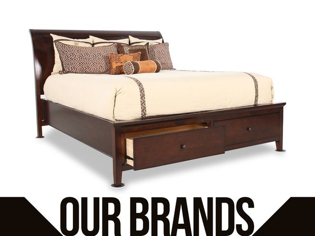 Loveseat manufactured by A.M. Best sold at Modern Furniture in Newport and Lyndonville, VT and Woodsville, NH