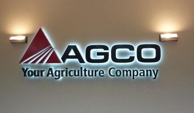 LED Channel Letters, AGCO Sign