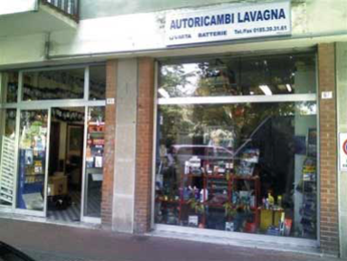 Accessori per autoveicoli Lavagna