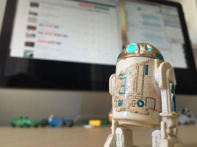 R2-D2 Kemp Mullaney