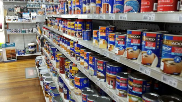 Paint Specialist Macquarie Timber Mitre10