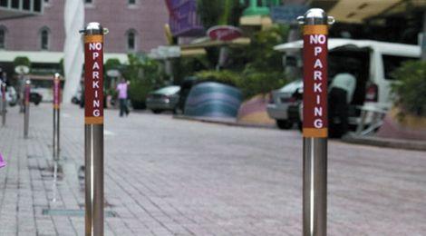 Secure Business Parking